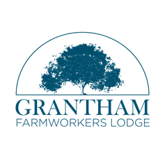 Logo for Grantham Farmworkers Lodge