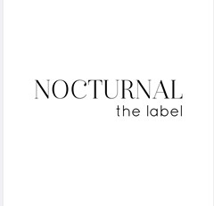 Logo for Nocturnal The Label